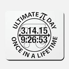 Ultimate Pi Day 2015 Mousepad
