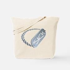 sick bracelet Tote Bag