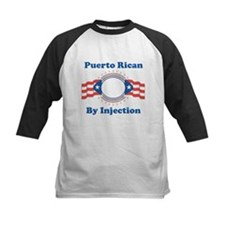 Puerto Rican By Injection Tee