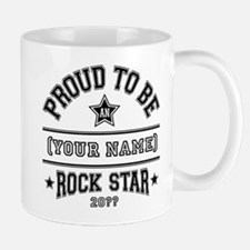 Family Rock Star Mug