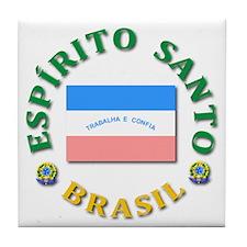 Espirito Santo Tile Coaster