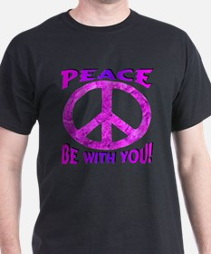 Peace Be With You! T-Shirt