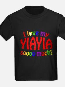 I love my YIAYIA soooo much! T-Shirt