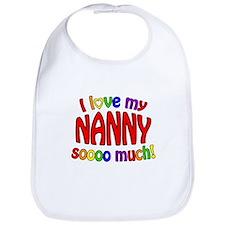 I love my NANNY soooo much! Bib