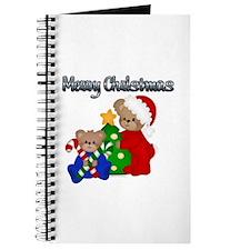 Christmas Bears Journal