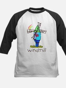 Kid Art Windmill Tee