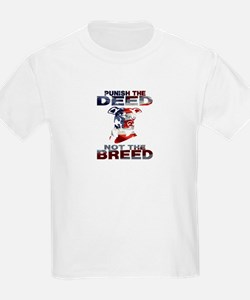 PIT BULL PUNISH THE DEED AF2A T-Shirt