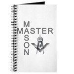 Master Masons Square and Compasses Journal