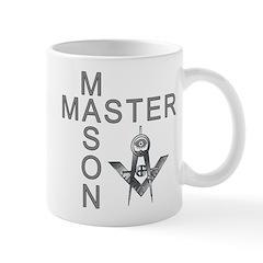 Master Masons Square and Compasses Mug
