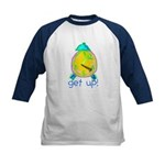 Kid Art Alarm Clock Kids Baseball Jersey