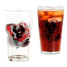 Marvel Knight Daredevil 5 Drinking Glass