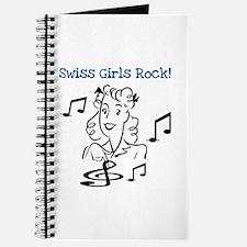 Swiss Girls Rock Journal