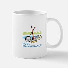 POOL MAINTENANCE Mugs