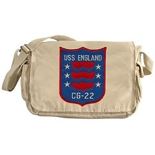 USS ENGLAND Messenger Bag