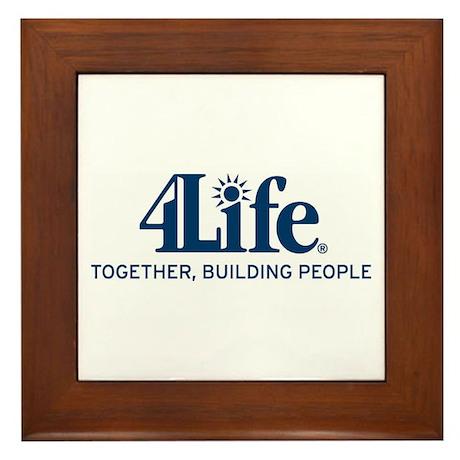 4Life Framed Tile