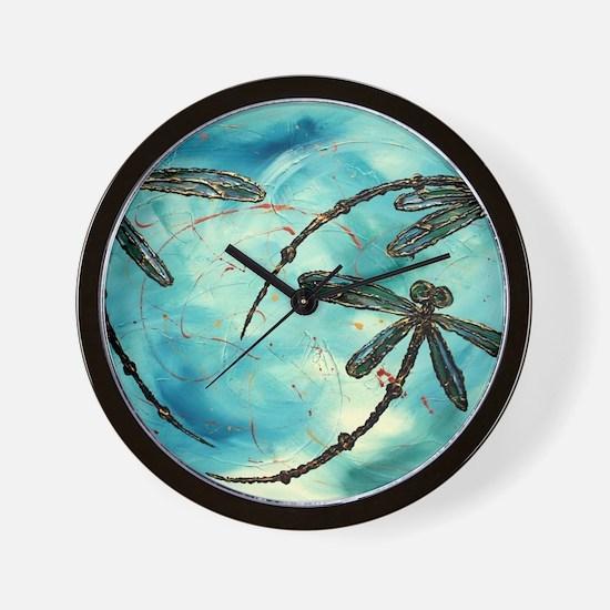 Cute Lyndsey Wall Clock