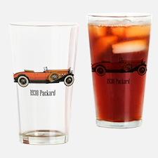 1930 Packard Drinking Glass