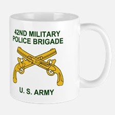 42nd MP Brigade <BR>Coffee Cup