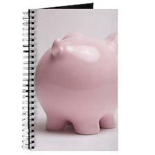 funny piggy bank butt photo Journal