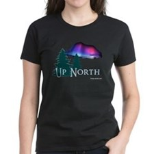 Up North - Northern Nights Tee