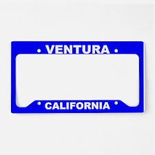 Ventura Ca License Plate Holder