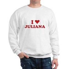I LOVE JULIANA Sweater