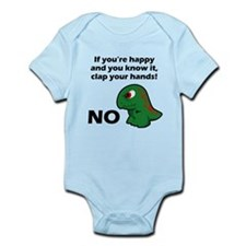 T-Rex isnt happy Body Suit