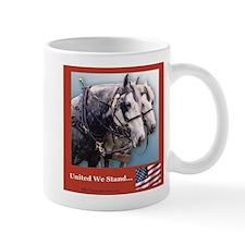 Percheron Patriots Mug