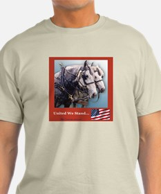 Percheron Patriots T-Shirt