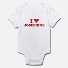 I LOVE JOSEPHINE Infant Bodysuit