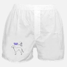 Cute Bedlington Boxer Shorts