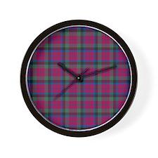 Tartan - MacNaughten Wall Clock