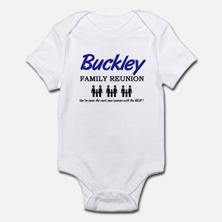 Buckley Family Reunion Infant Bodysuit