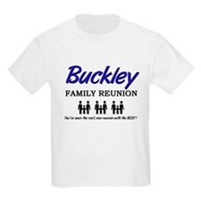 Buckley Family Reunion T-Shirt