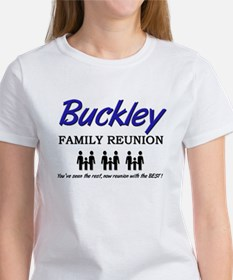 Buckley Family Reunion Tee