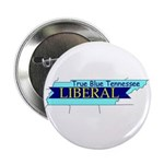 """2.25"""" Button (10 pack) True Blue Tennessee LIBERAL"""