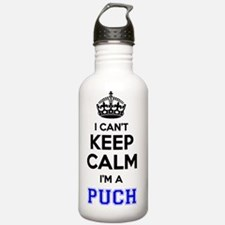 Funny Puch Water Bottle