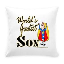 Superdadworldsgreattfson copy.png Everyday Pillow