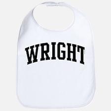 WRIGHT (curve-black) Bib