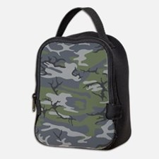Weathered Outcrop Camo Neoprene Lunch Bag