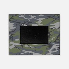 Weathered Outcrop Camo Picture Frame