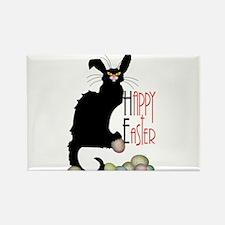 Happy Easter - Le Chat Noir Magnets