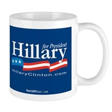 """Hillary Clinton 2008"" Coffee Mug"