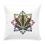 Weeds emblem copy.png Everyday Pillow