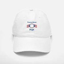 Puerto Rican Papi Baseball Baseball Cap