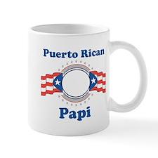 Puerto Rican Papi Mug