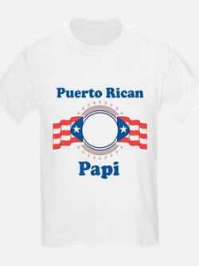Puerto Rican Papi T-Shirt