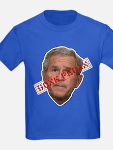 Bush Gone Pecan T