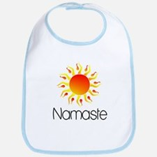 Namaste Sun 3 Bib
