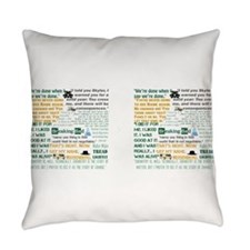 Breaking Bad Everyday Pillow